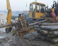 供应迭部县非开挖施工队专业顶管长途图片