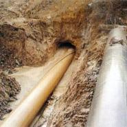 甘州区西安非开挖顶管专业顶管施工图片