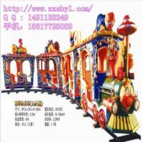 卡通小火車綯三和遊樂供應安全的卡通小火車 图片 效果图