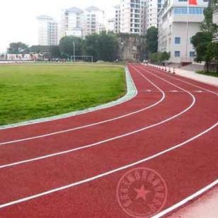 重庆九龙坡塑胶篮球场图片