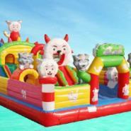 重庆儿童充气玩具生产厂家图片