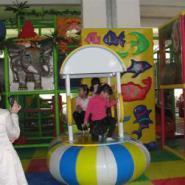 城口县室内儿童游乐场图片