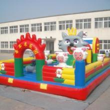 供应江津区广场大型充气玩具,合川区儿童玩具最低价,重庆大型滑滑梯批发户外玩具供应图片