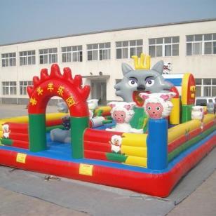 重庆哪里卖儿童充气城堡图片