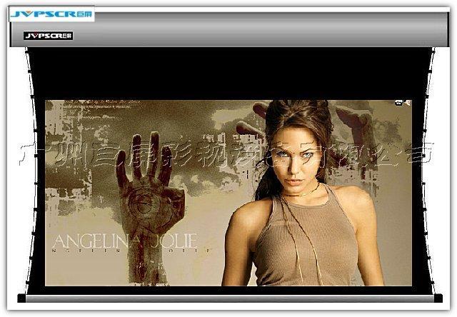 80寸投影屏-80寸投影屏价格-投影布仪-80寸投影屏厂家-高清画框幕布100寸