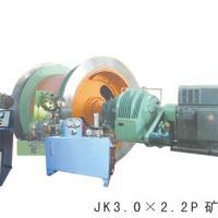 供应云南红河分体矿用提升绞车生产厂家 金属矿JTP新式1米1.2米1.6米矿山卷扬机
