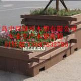 供应青岛平度木塑花箱价格