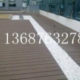 供应青岛李沧区木塑地板生产厂家