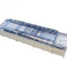 供应液晶玻璃基板通过式喯淋超声清洗机玻璃清洗机