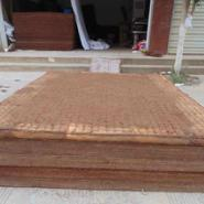 供应无胶手缝山棕床垫批发  红榈无胶山棕床垫报价  无胶水  0甲醛