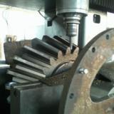 供应大规格直齿锥齿轮供应商  河南大型直齿锥齿轮加工