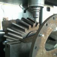 河南优质直齿锥齿轮专业定做图片