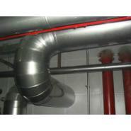 橡塑管道保温材料在建筑行业的发展图片