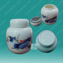 供应定做茶叶包装陶瓷罐