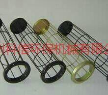 供应用于支撑布袋的有机硅滤袋骨架 除尘布袋配套笼骨