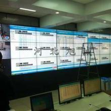 电视墙55寸液晶led拼接屏拼缝超窄边拼接电视墙监视显示器支架图片