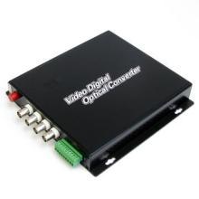 供应智能小区监控视频4路视频光端机批发