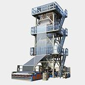 供应深圳二层共挤吹膜机生产厂家,胶袋机器生产厂家