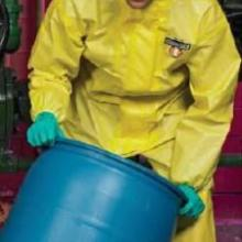 雷克兰凯麦斯化学防护服,CT1S428强酸强碱类防护服