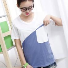 供应韩版女装T恤超低价厂家清货图片