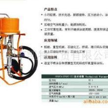 供应长江喷涂机GPQ9CA 高压无气喷涂机