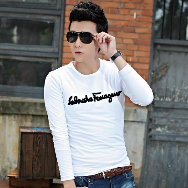 广东哪里有新款韩版男装T恤便宜销售