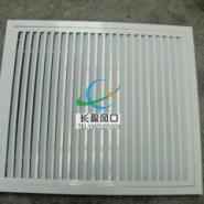 陕西空气源热水洗浴工程风口图片