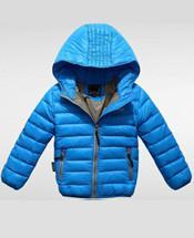 2016冬季新款男女童保暖羽绒服图片