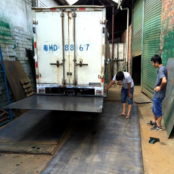 供应汽车起重尾板供货商,液压汽车尾板生产供货商