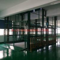 供应顺德九江有轨道式升降平台生产厂家