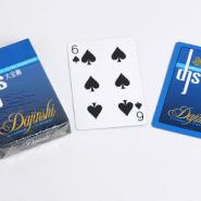 供应威海市扑克牌定做、礼品促销扑克牌、可印LOGO扑克牌定制
