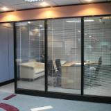 供应承接郑州市玻璃隔断安装