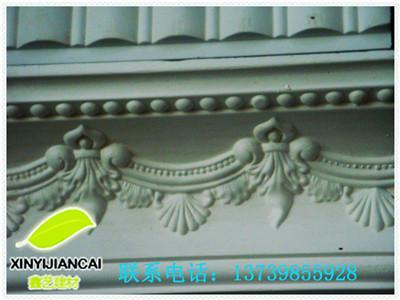 供应天津石膏脚线装饰石膏板纤维石膏板
