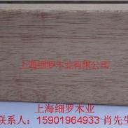 柳桉木定尺加工图片
