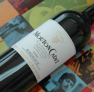 大木桐葡萄酒图片