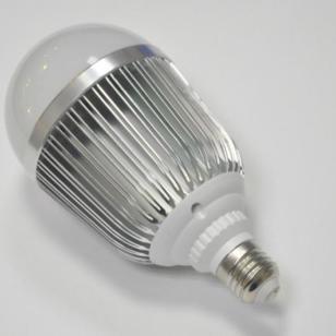 LED球泡灯大功率LED车铝球泡灯图片
