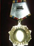 八一纪念礼品徽章纪念章批量定制图片