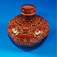 5斤装陶瓷酒坛图片