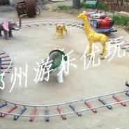 供应360度旋转激光战车轨道儿童玩具