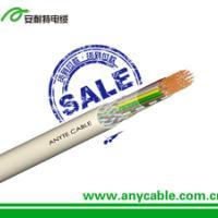 供应用于的RVVP多芯软导体护套屏蔽软线