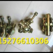 新疆钢板扣件厂家低价促销图片