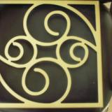 供应山西镂空铝板雕花铝板异型穿孔铝板