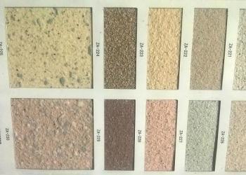仿石材大理石漆保温装饰板图片
