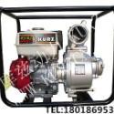 6寸汽油自吸水泵KZ60P图片