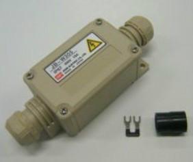 供应欧姆电机防水接线盒JB-W307士彩机电特价直销