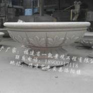 白麻花钵-特色花钵-欧式花钵图片