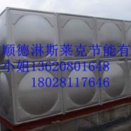 供应现场制作安装消防水箱厂-方形水箱价格-方形不锈钢供水水箱供货商