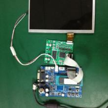 供应视频叠加控制板  AV+MVU车用显示仪表