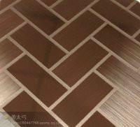 供应安徽省六安不锈钢蚀刻镀铜加工批发