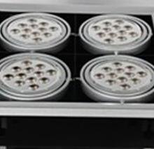 供应嵌入式36W格栅射灯